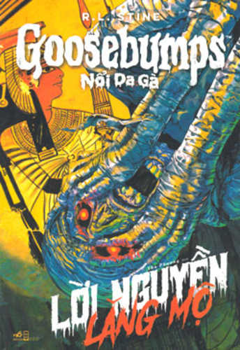 Goosebumps: The  Surse of the Mummy's Tomb